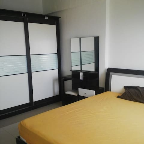 Depok city , Parkview apt, April place , margonda