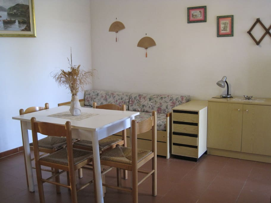 Soggiorno-Angolo Cottura