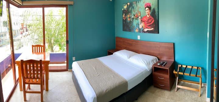 Depa loft 8 cerca de la playa Acuario Veracruz