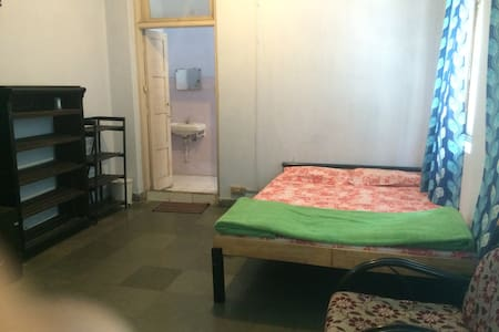 Studio Room in a tranquil location - Pune - Apartment