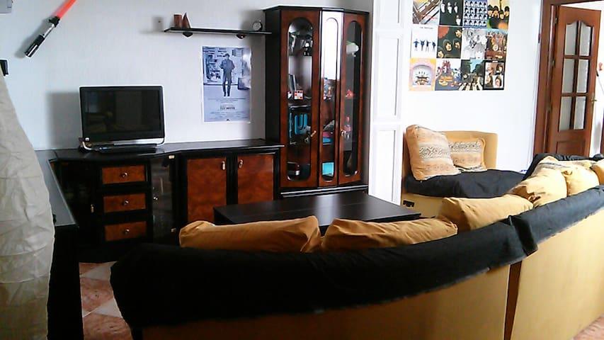 Casa bonita y luminosa, 2 habitaciones. - Huelva - House