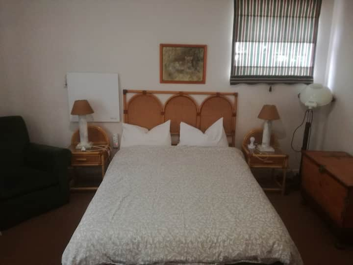Valley Guest House - Budget Double Room