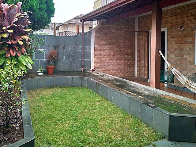 Casa no Itaguá - Ubatuba