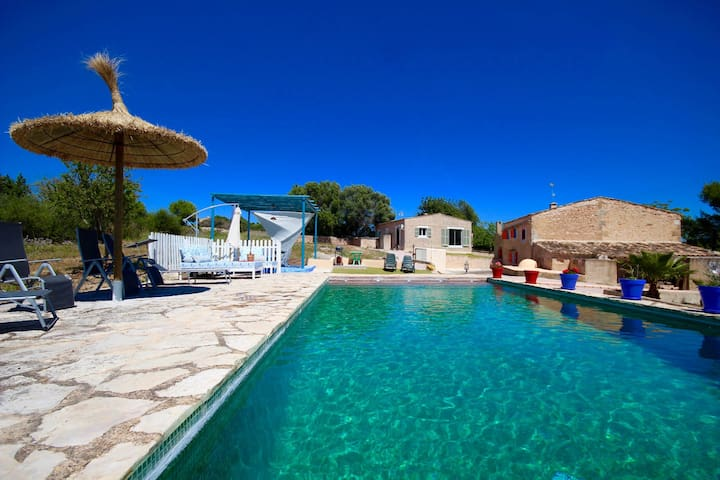 Ideal Double Villa for Families or Groups - Manacor - Villa