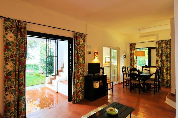Terrace Villa @ Pedras del Rei -  Sunny Paradise - Aldeamento das Pedras D'El Rei - บ้าน