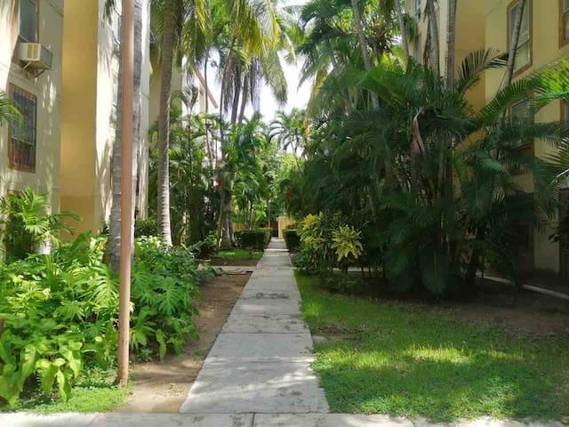 ¡Confortable departamento en Ixtapa!
