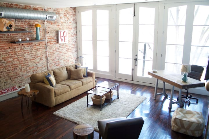 Spectacular Old City Apartment - Philadelphia - Apartemen