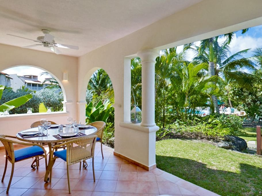Charming One Bedroom Apartment Flats For Rent In Sugar Hill Barbados