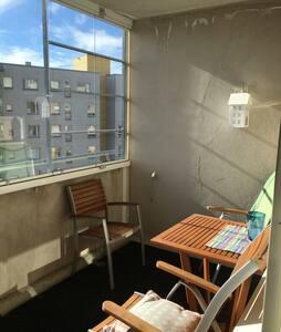 Kodikas kaksio Martissa / Cozy apartment in Martti - Turku