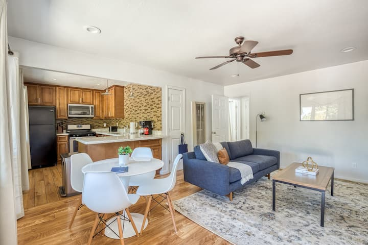 Charming 1BR in Mountain View, Near Downtown