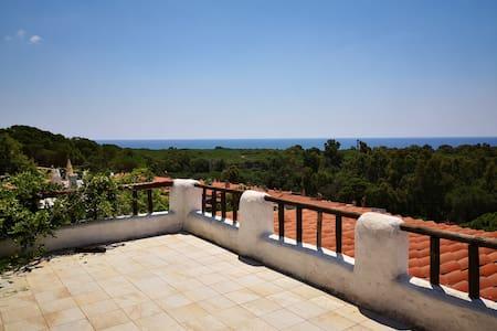 Casa Capo Blu - Süd Sardinien-nähe CHIA -Meerblick