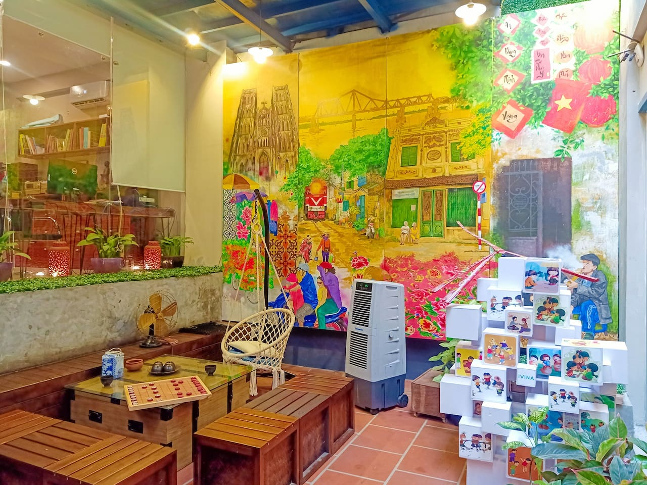 A more-than-a-Hostel, packaged with accommodation, work and experiences