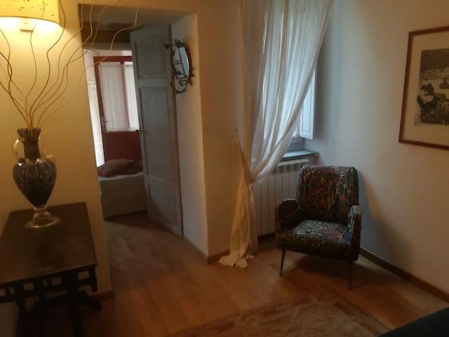 Suite privata immersa nel verde