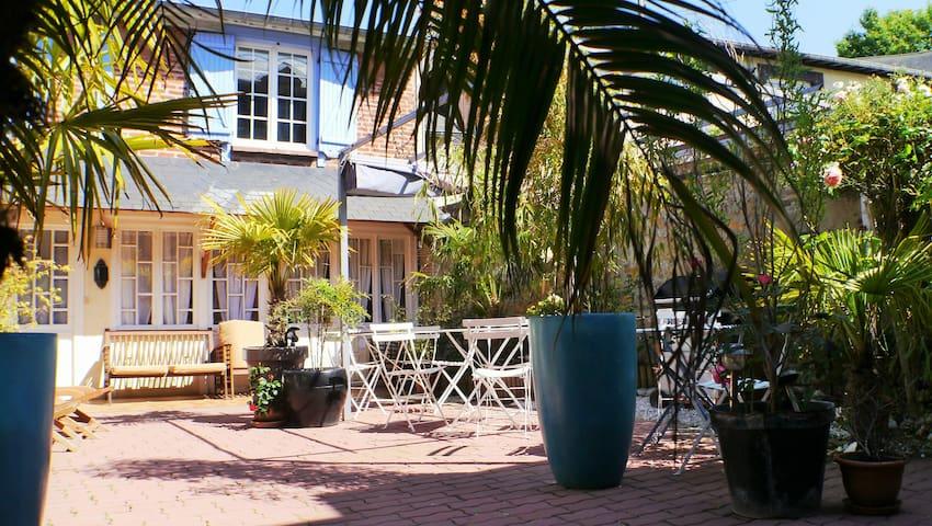 Résidence les Althéas - Villers-sur-Mer - Appartement en résidence