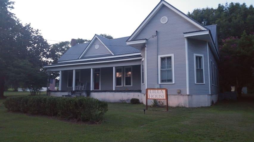 Lilla House