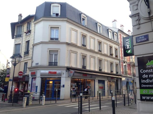 CENTRAL ARGENTEUIL STUDIO - Argenteuil - Apartamento