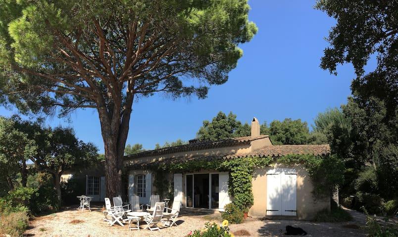 Maison de vacances dans le golfe de Saint-Tropez