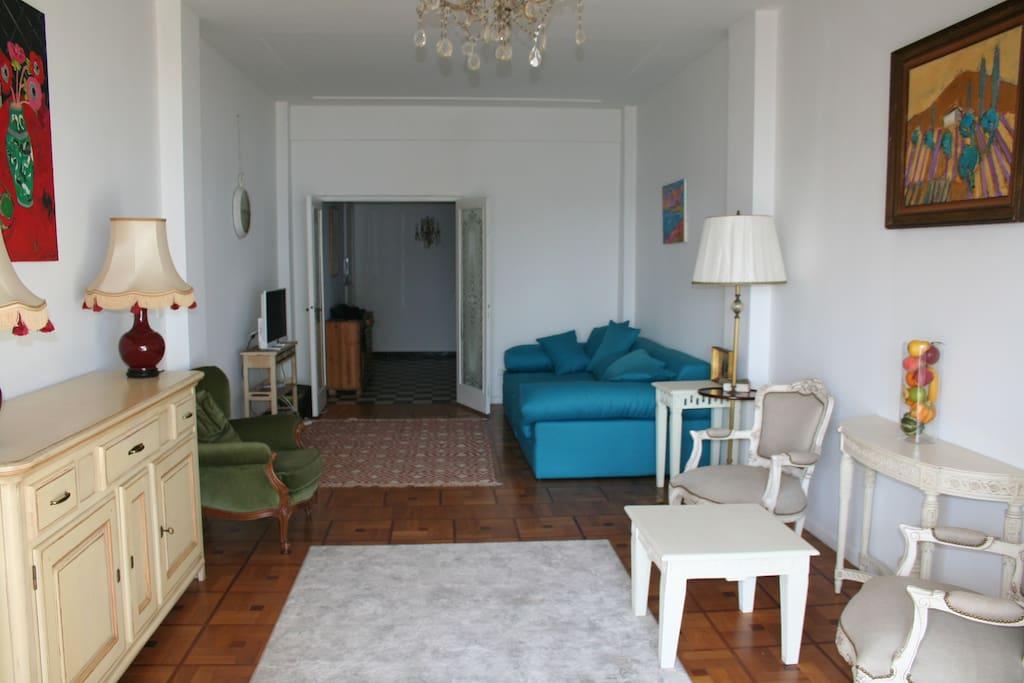 Salon 26 m2