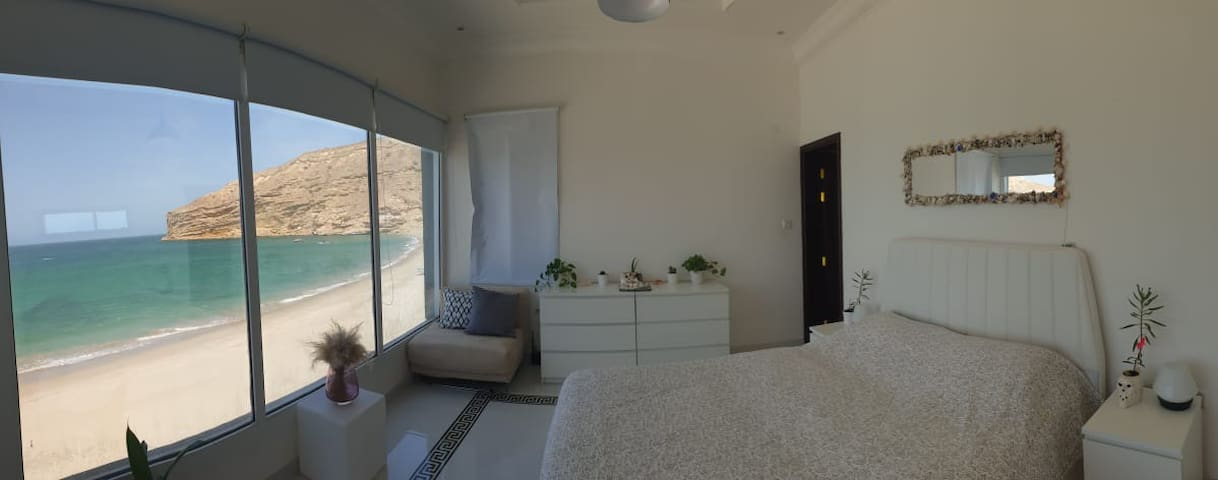 Private Room on The Beach