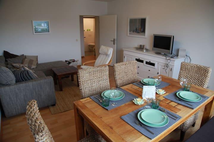 Ganze Wohnung 85qm für bis zu 5 Pers Essen-Kettwig