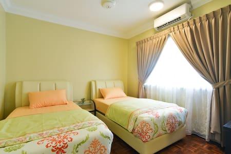 Conveniently located 3b2b Apartment - Lakás