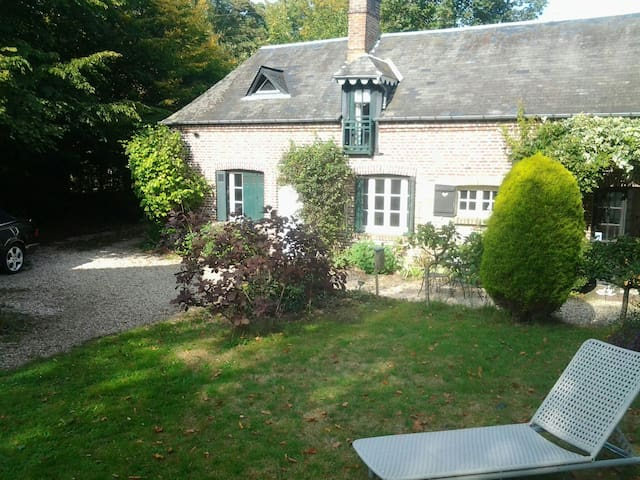 cottage en normandie - Saint-Cyr-la-Campagne - บ้าน