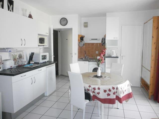 studio meublé dans ville Thermale Digne les Bains - Digne-les-Bains - Condominium