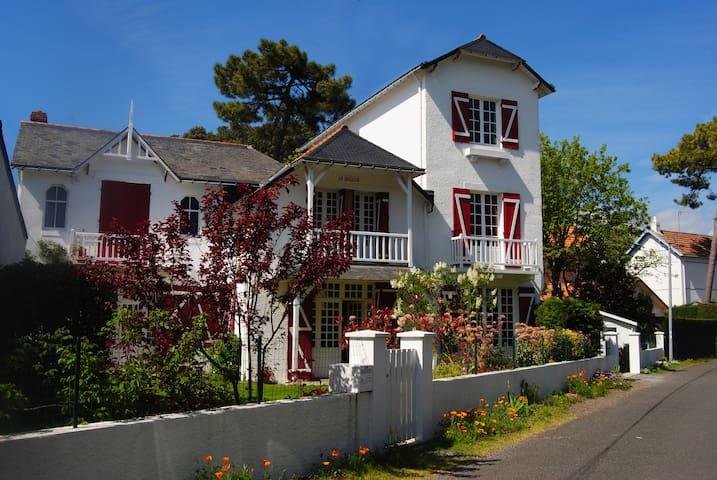 Pornichet:Appartement dans résidence de charme (2)