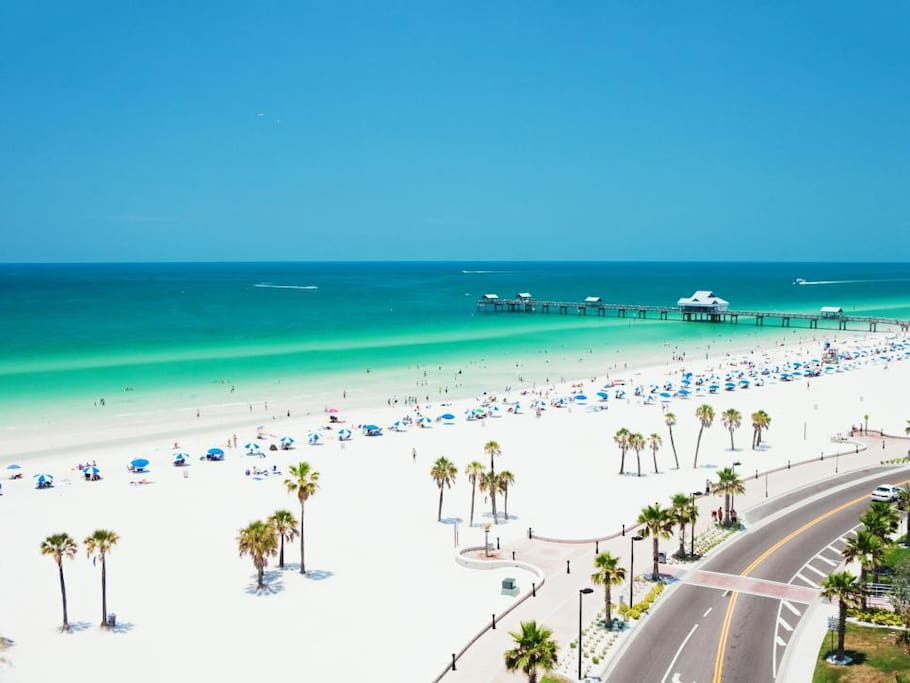 clearwater beach voted one of americas best