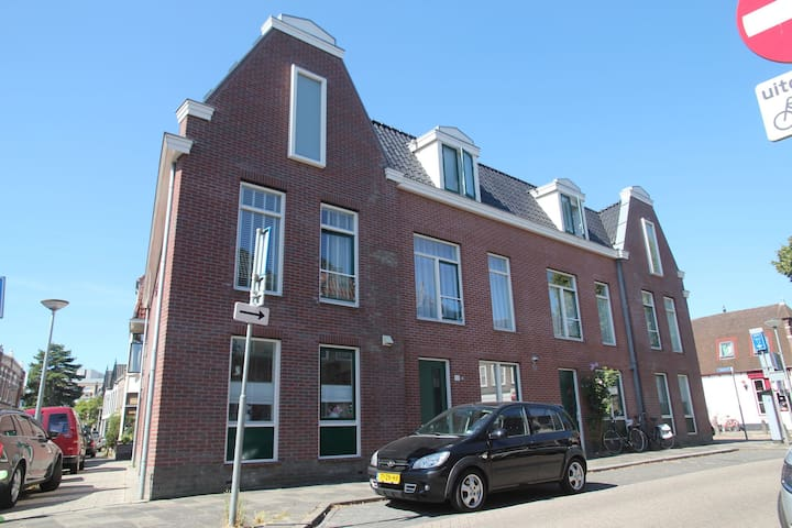 Luxury city house for 4 people in one of the most beautiful places in the heart of Alkmaar