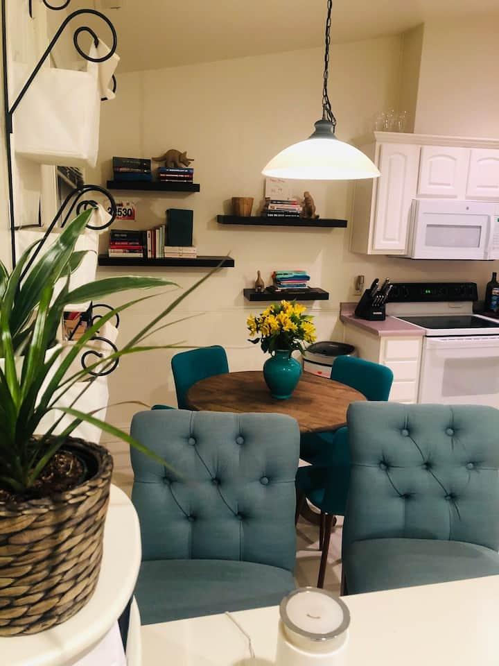 1BR 1BA Cozy Midtown Reno Apartment!