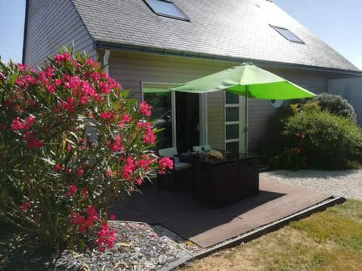 Maison autour du lac de Savenay à 20 min del'Océan