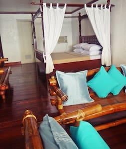 Family Room in Isla Bonita,MoalBoal - Moalboal - Altro