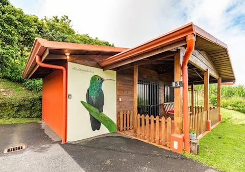 Cozy Cabin on an Organic Farm, cabin #1