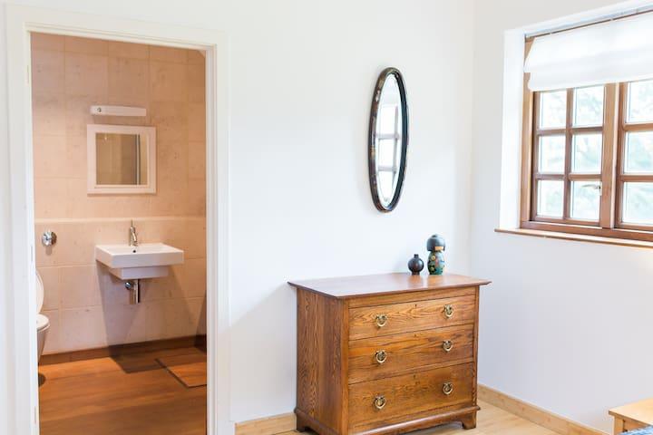 First Floor - Bedroom 1 with en-suite