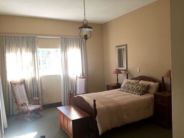 Country Style Living - Double Room