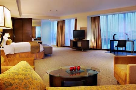 Gorgeous Room Deluxe At Makassar
