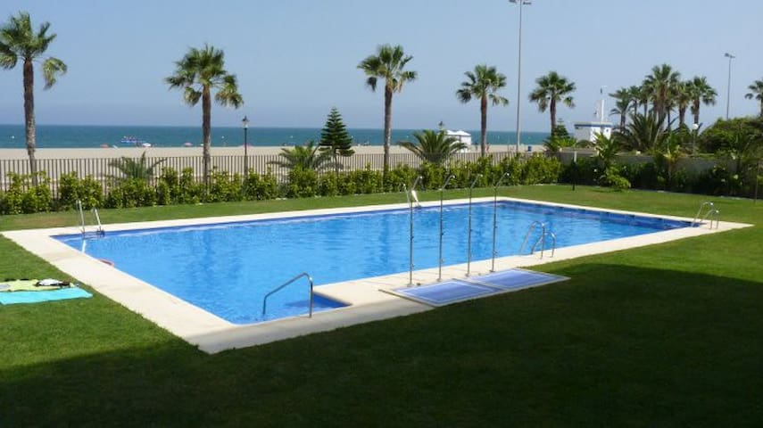 Seafront luxury and comfort - Roquetas de Mar - Flat