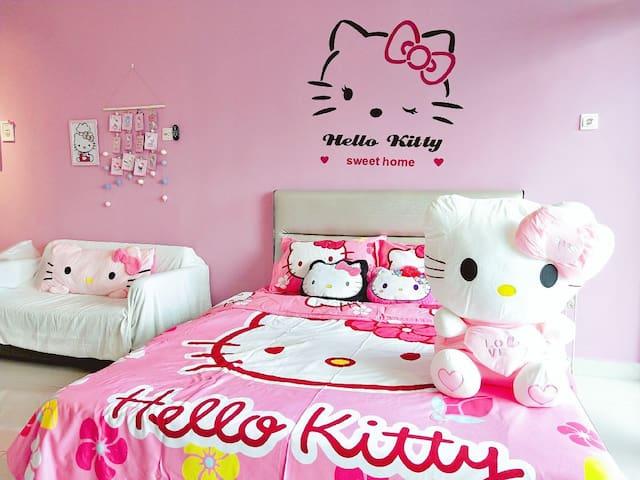 Hello Kitty SweetHome@Ikea/Aeon/Toppen