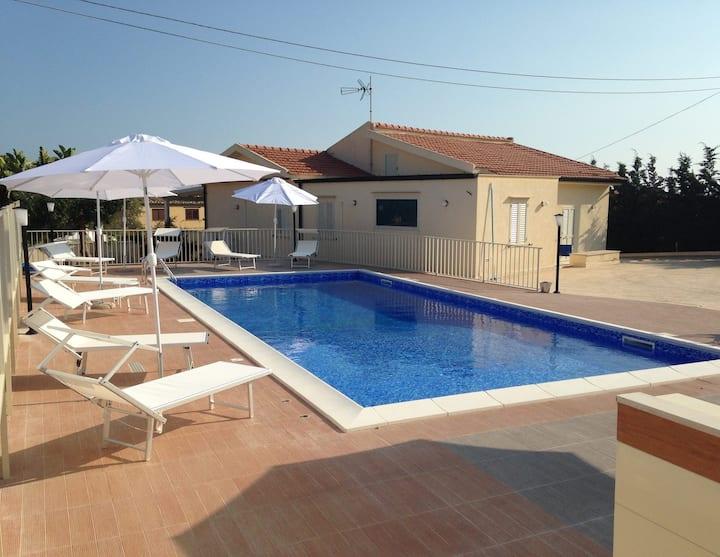 Holiday House Villa Sea View with private pool