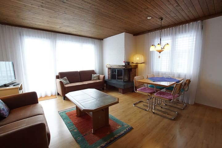Apartment Bischofberger, (Amden), FA016, Apartment D22 / 2 bedrooms / max. 4 persons