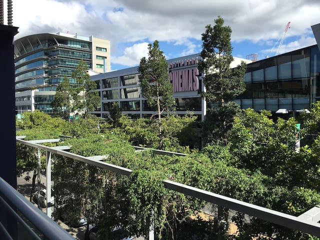 Beautiful apartment room in South Bank! - South Brisbane - Pis
