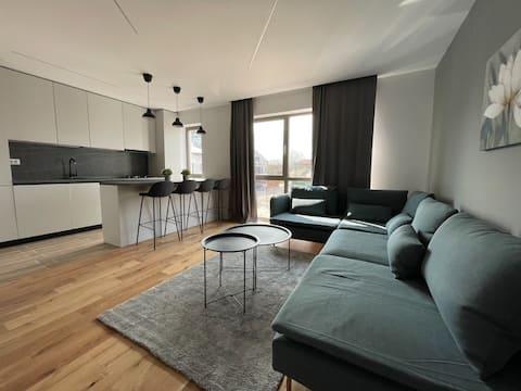 NEW modern 2 bedroom apartment in Bucharest!