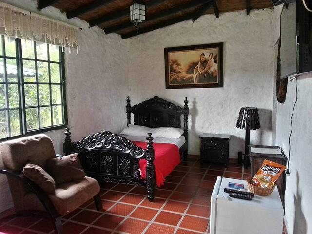 Las Cabañas de Simón, Cabaña doble sencilla - Santa Rosa de Cabal