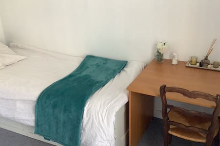 Chambre cosy chez Doriane !