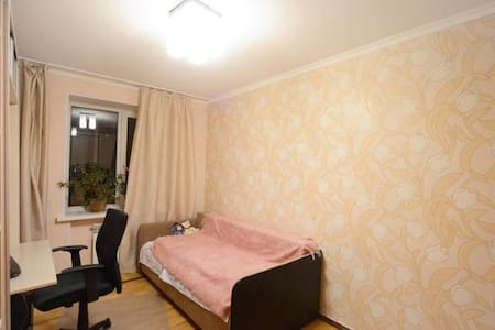 Cosy room in Kyiv - Kiev - Appartement