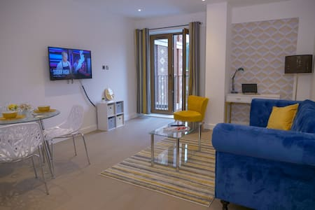 St Albans one bed luxurious flat