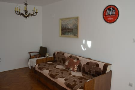 Cozy apartment in the suburb - Lublana - Dom