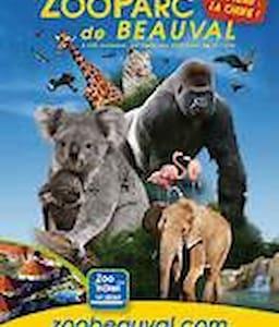 Maison  à 20 mns du Zoo de Beauval - Chémery