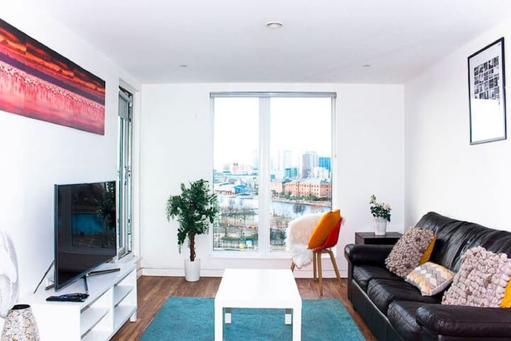 Chic Apartment in Manchester near Old Trafford